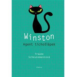 Winston: Agent tichošlápek - Frauke Scheunemannová