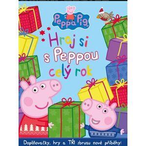 Peppa Pig - Hraj si s Peppou celý rok - kolektiv