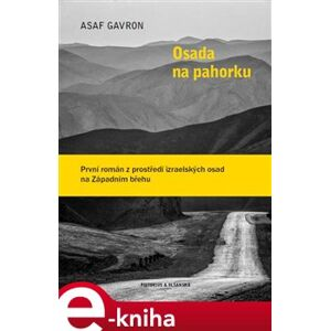 Osada na pahorku - Asaf Gavron e-kniha