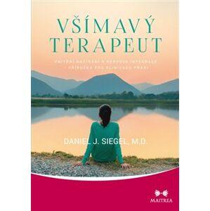 Všímavý terapeut. Vnitřní nazírání a nervová integrace – příručka pro klinickou praxi - Daniel J. Siegel