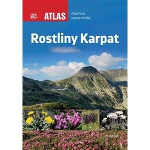 Rostliny Karpat - Peter Turis, Jaroslav Košťál