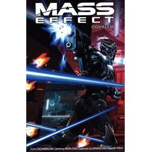 Mass Effect: Odhalení - Jeremy Barlow