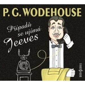 Případů se ujímá Jeeves, CD - Pelham Grenvill Wodehouse
