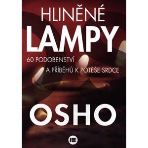 Hliněné lampy - Osho