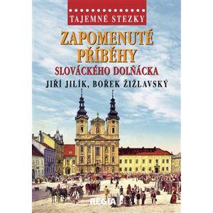 Tajemné stezky-Zapomenuté příběhy slováckého Dolňácka - Jiří Jilík, Bořek Žižlavský
