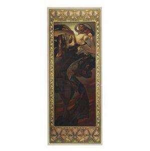 Blahopřání Alfons Mucha – Evening Star