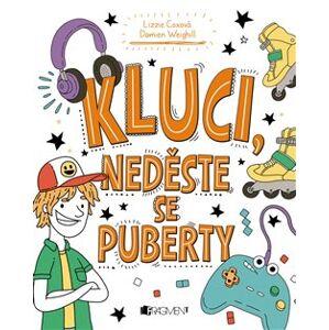 Kluci, neděste se puberty - Lizzie Coxová, Damien Weighill