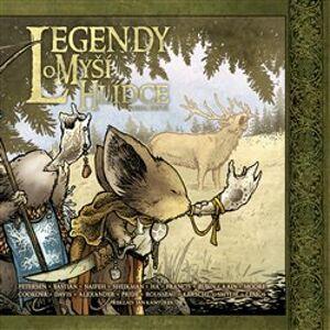 Legendy o Myší hlídce: Kniha první - David Petersen