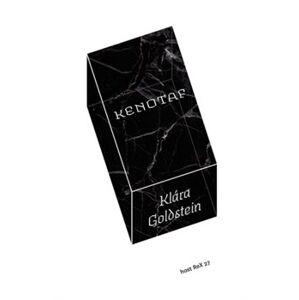 Kenotaf - Klára Goldstein
