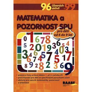 Matematika a pozornost pro žáky s SPU - kol.