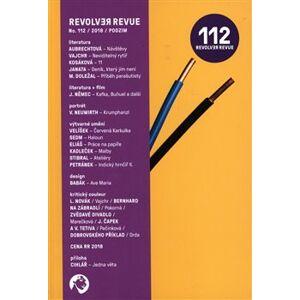 Revolver Revue 112