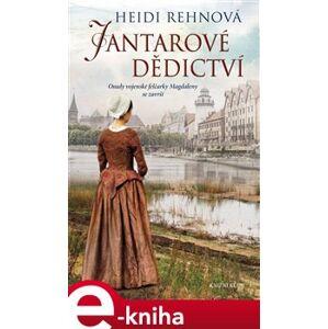 Třicetiletá válka 3: Jantarové dědictví - Heidi Rehnová e-kniha