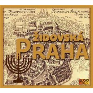 Židovská Praha, CD - Alois Jirásek, Václav Cibula, Julius Košnár, Václav Vladivoj Tomek, Leopold Weisel
