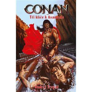 Conan: Tři klíče k Asambale - Ondrej Trepáč
