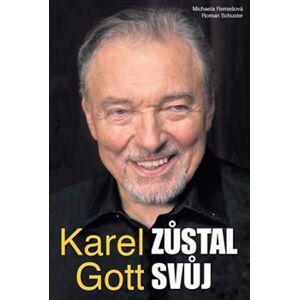 Karel Gott zůstal svůj - Michaela Remešová, Roman Schuster