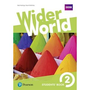 Wider World 2 Students´ Book - Bob Hastings, Stuart McKinlay