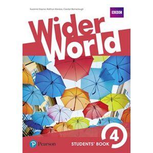 Wider World 4 Students´ Book - Carolyn Barraclough, Suzanne Gaynar, Kathryn Alevizos