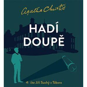 Hadí doupě, CD - Agatha Christie