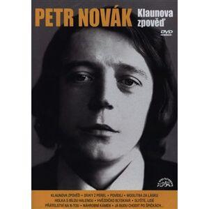 Klaunova zpověď - Petr Novák