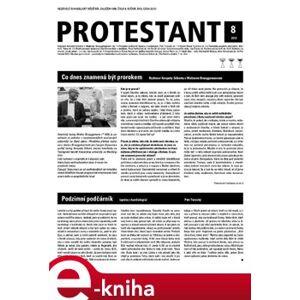 Protestant 2018/8 e-kniha
