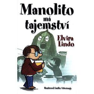 Manolito má tajemství - Elvira Lindo
