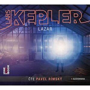 Lazar, CD - Lars Kepler