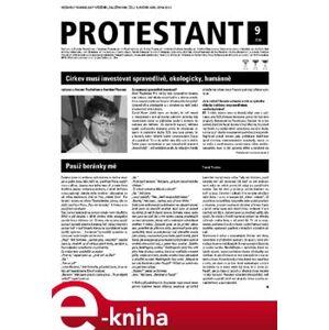Protestant 2018/9 e-kniha