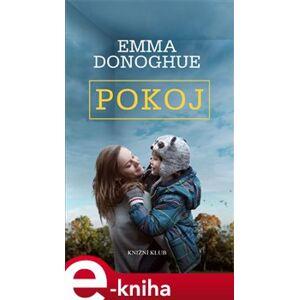 Pokoj - Emma Donoghue