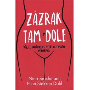 Zázrak tam dole. vše, co potřebujete vědět o ženském podbřišku - Nina Brochmann, Ellen Stokken Dahl