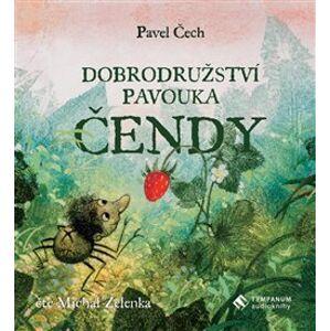 Dobrodružství pavouka Čendy, CD - Pavel Čech