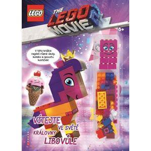 Lego Movie 2 Vítejte ve světě královny Libovůle - kol.