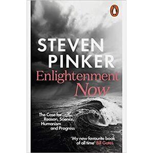 Enlightenment Now - Steven Pinker