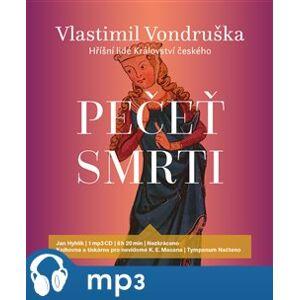 Pečeť smrti, mp3 - Vlastimil Vondruška