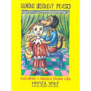 Sluníčko srdíčkový pexeso - Honza Volf