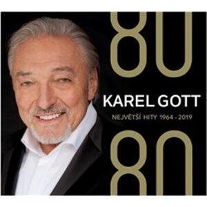 80/80 Největší hity 1964-2019 - Karel Gott