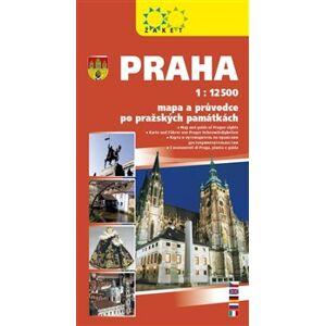 Praha obrazová s průvodcem