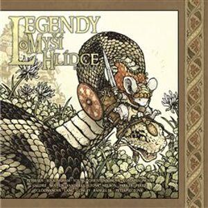 Legendy o Myší hlídce: Kniha třetí - David Petersen, kolektiv autorů