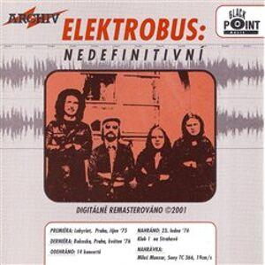Nedefinitivní - Elektrobus