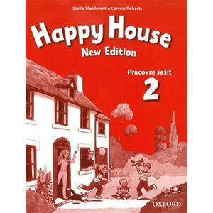 Happy House 2 New Edition. Pracovní sešit - Stella Maidment, Lorena Roberts