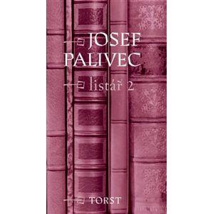 Listář 2 - Josef Palivec