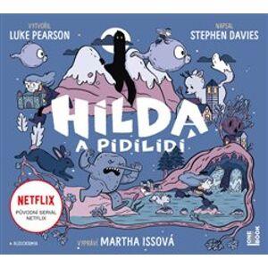 Hilda a pidilidi, CD - Luke Pearson, Stephen Davies