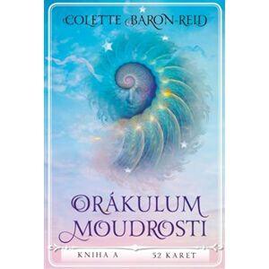 Orákulum moudrosti. Kniha a 52 karet - Colette Baron-Reid