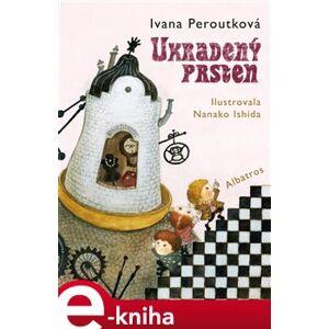 Ukradený prsten - Ivana Peroutková