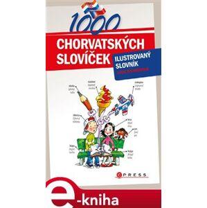 1000 chorvatských slovíček. Ilustrovaný slovník - Lucie Rychnovská