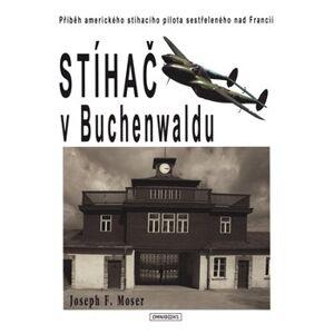 Stíhač v Buchenwaldu. Příběh amerického stíhacího pilota sestřeleného nad Francií - Joe Moser