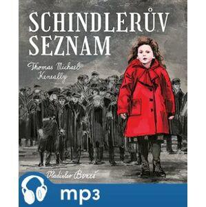 Schindlerův seznam, mp3 - Thomas Keneally