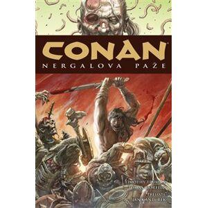 Conan 6: Nergalova paže - Robert Erwin Howard
