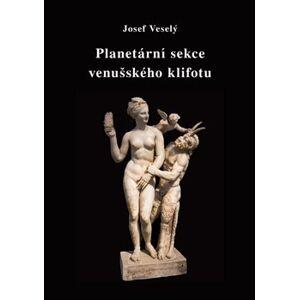 Planetární sekce venušského klifotu - Josef Veselý