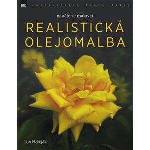 Realistická olejomalba - Jan Matěják