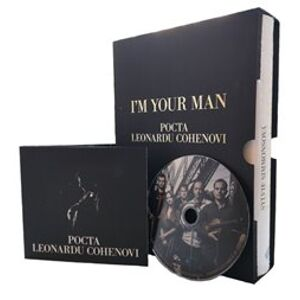 I'm Your Man: Pocta Leonardu Cohenovi. Luxusní limitovaná edice. - Sylvie Simmonsová